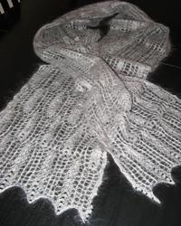 Batya's scarf