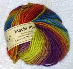mocha plus rainbow