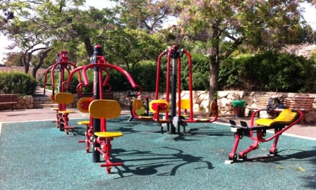 neighbourhood park