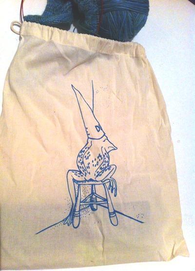 Kermidiot bag
