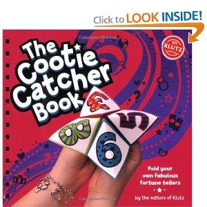 cootie-catcher book 2