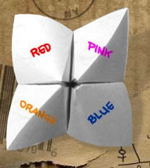 cootie-catcher colours