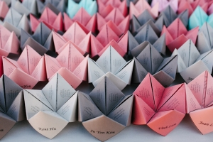 Cootie-Catcher-Favors