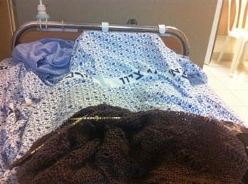 hospital knitting 1