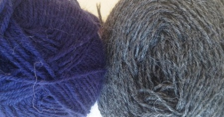 Curious KAL yarn 14