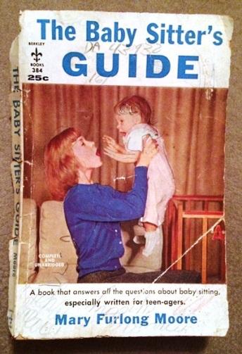 babysitter guide cover