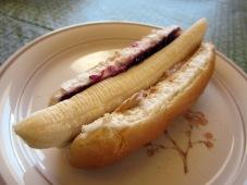 PeanutButterBananaSandwich